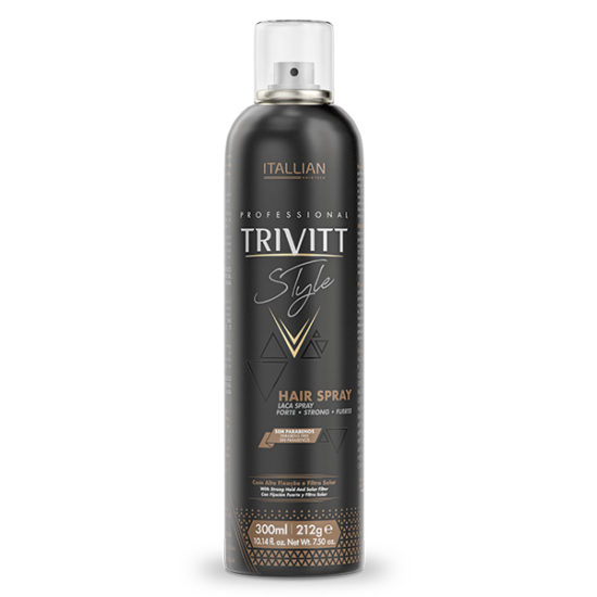 Professional Trivitt Style STRONG LACCA SPRAY