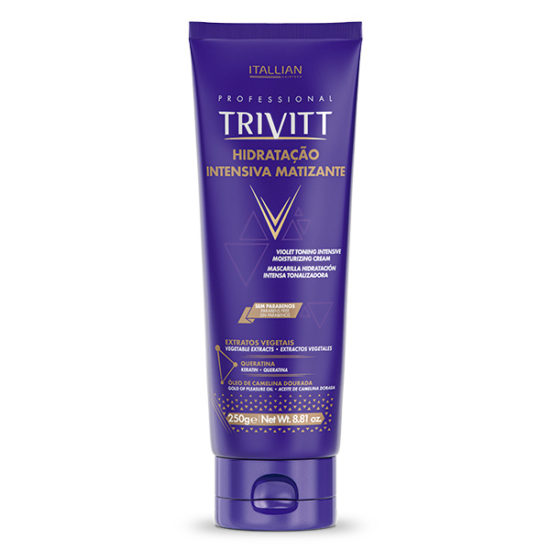 VIOLET TONING INTENSIVE MOISTURIZING CREAM