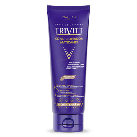VIOLET TONING CONDITIONING CREAM
