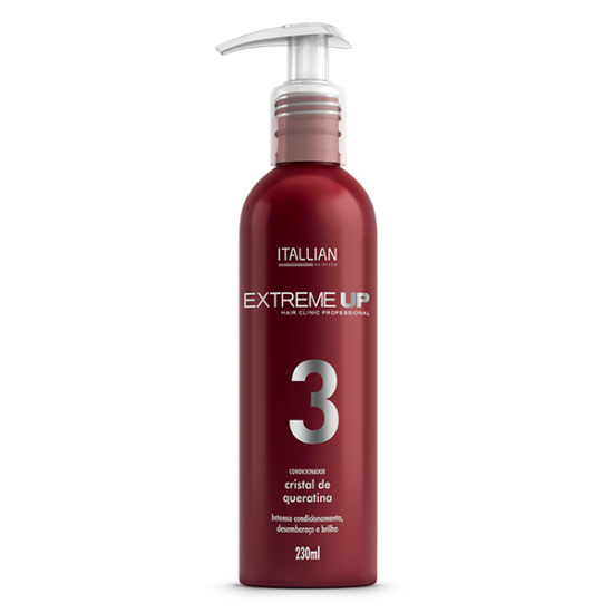 Itallian Extreme Up 3 CRYSTAL KERATIN