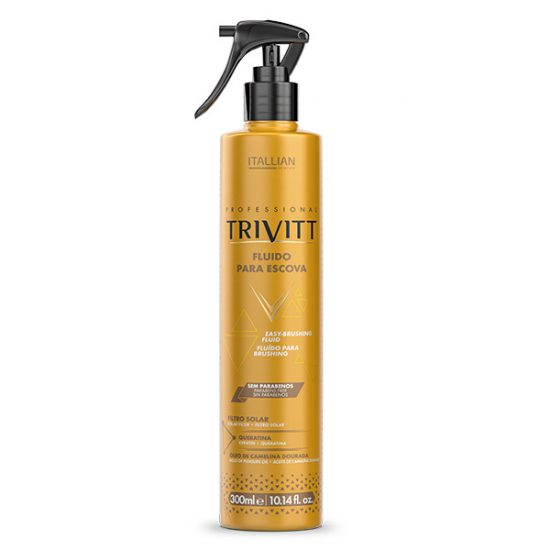 Easy-Brushing Fluid Trivitt Itallian Hairtech
